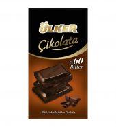 Ülker Çikolata %60 Bitter 80g